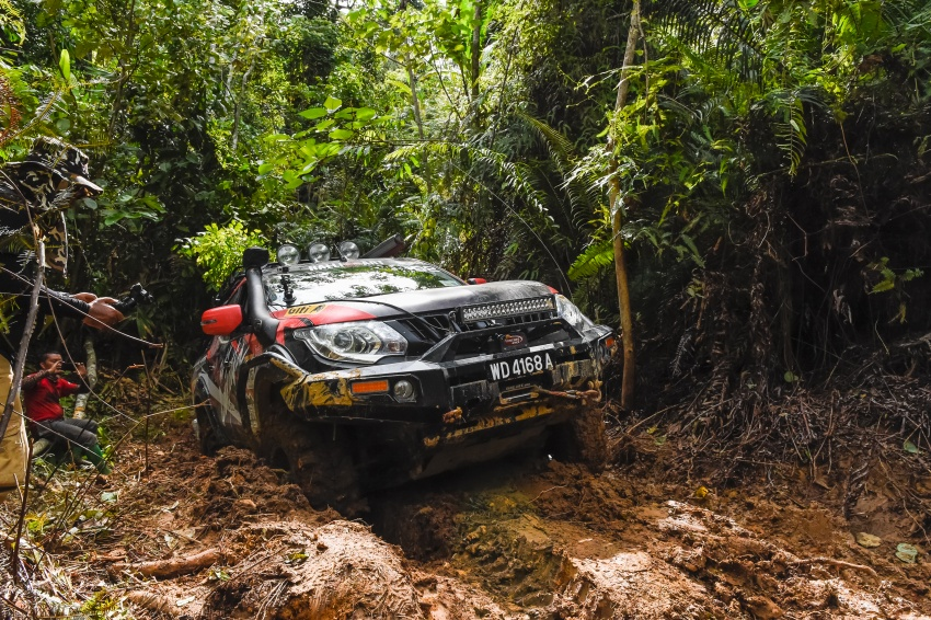 Borneo Safari Off-road Challenge 2016 with the new Mitsubishi Triton 2.4L MIVEC – one for the bucket list Image #590816