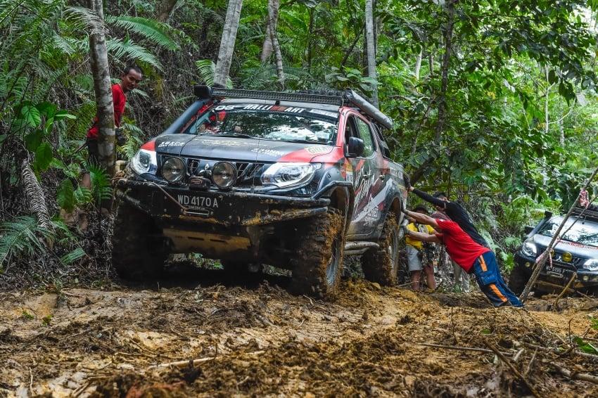 Borneo Safari Off-road Challenge 2016 with the new Mitsubishi Triton 2.4L MIVEC – one for the bucket list Image #590817