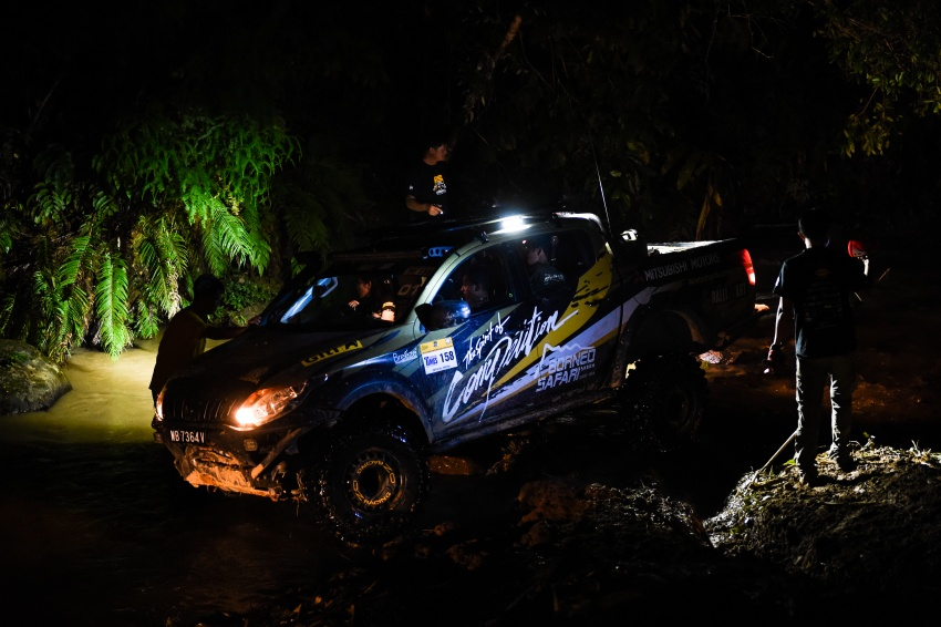 Borneo Safari Off-road Challenge 2016 with the new Mitsubishi Triton 2.4L MIVEC – one for the bucket list Image #590818