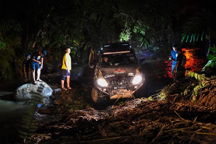 Borneo Safari Off-road Challenge 2016 with the new Mitsubishi Triton 2.4L MIVEC – one for the bucket list Image #590819