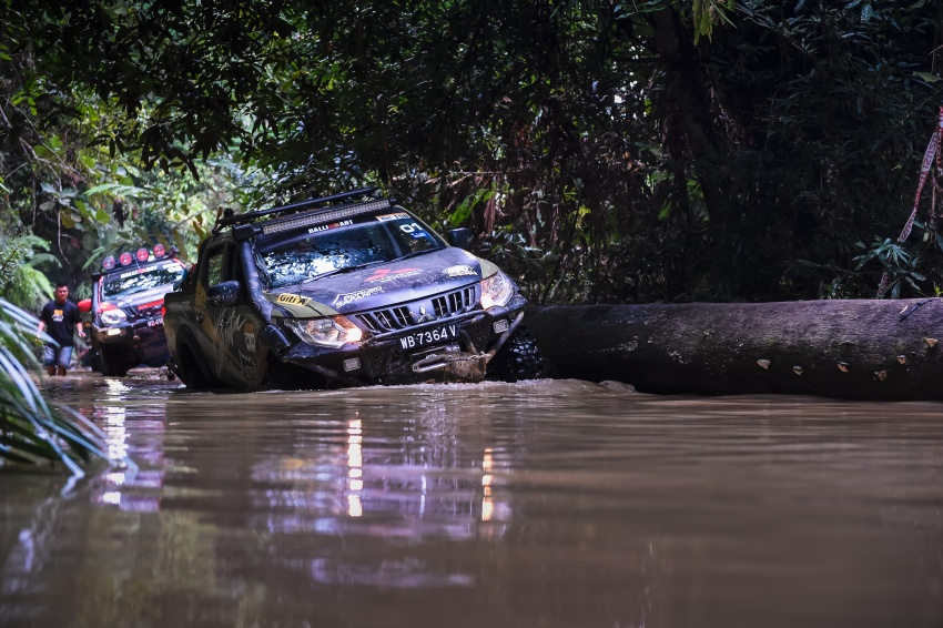 Borneo Safari Off-road Challenge 2016 with the new Mitsubishi Triton 2.4L MIVEC – one for the bucket list Image #590821
