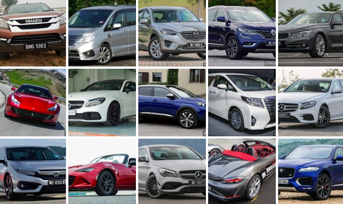 The paultan.org 2016 Top Five cars list – the writers each pick five that impressed them the most this year Image #597357
