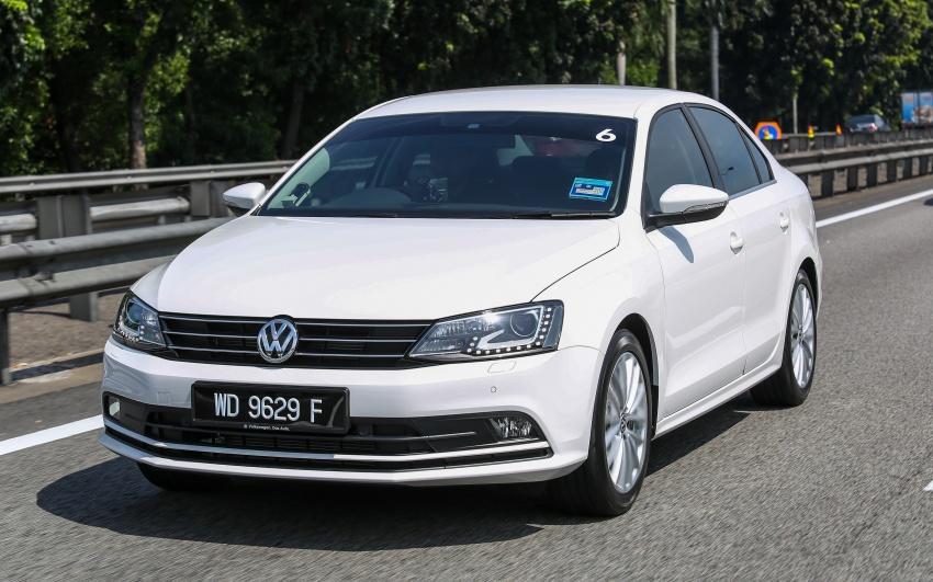 PANDU UJI: Volkswagen Jetta 1.4 TSI Highline – diperbaharui untuk menjadi lebih cekap, puas dipandu Image #592344