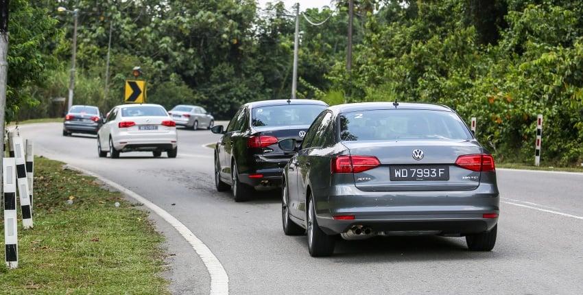 PANDU UJI: Volkswagen Jetta 1.4 TSI Highline – diperbaharui untuk menjadi lebih cekap, puas dipandu Image #592349