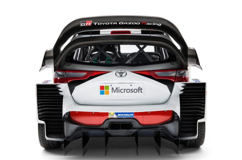 2017 Toyota Yaris WRC car and drivers announced Image 591420