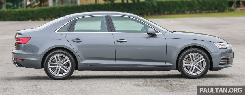 DRIVEN: B9 Audi A4 2.0 TFSI – all prim and proper Image #590882