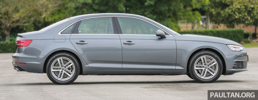 DRIVEN: B9 Audi A4 2.0 TFSI – all prim and proper Image #590883