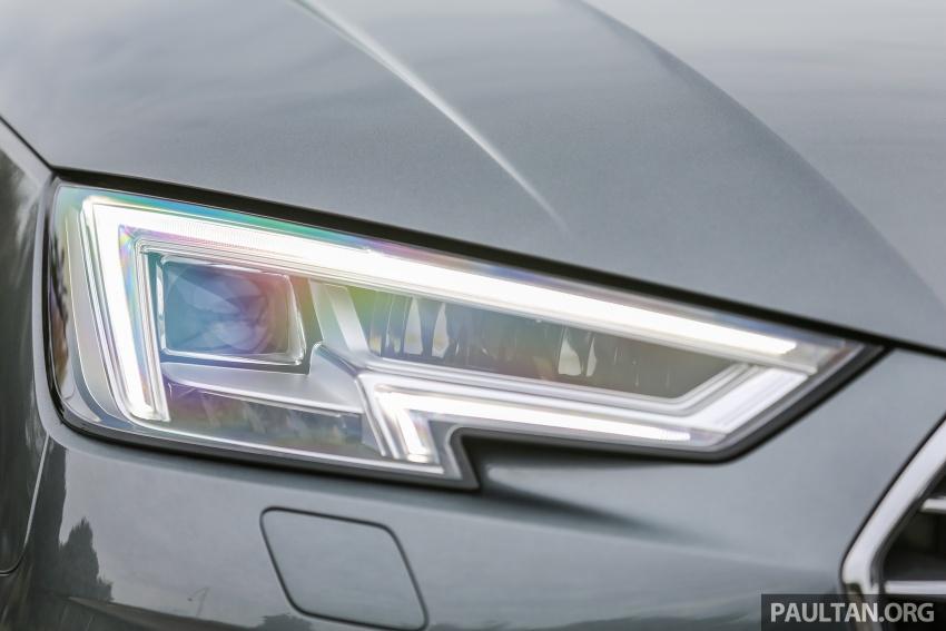 DRIVEN: B9 Audi A4 2.0 TFSI – all prim and proper Image #590885