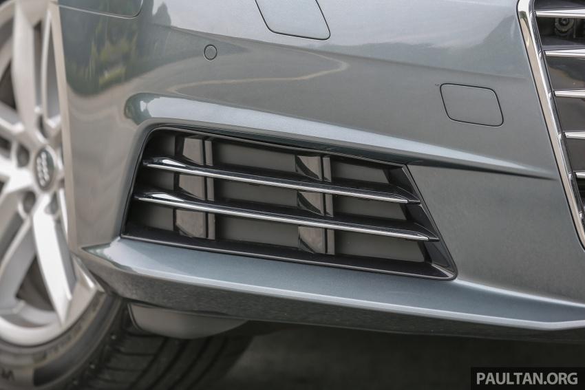 DRIVEN: B9 Audi A4 2.0 TFSI – all prim and proper Image #590887