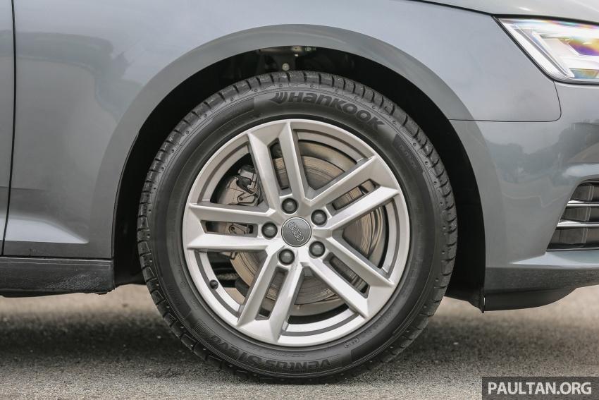 DRIVEN: B9 Audi A4 2.0 TFSI – all prim and proper Image #590890