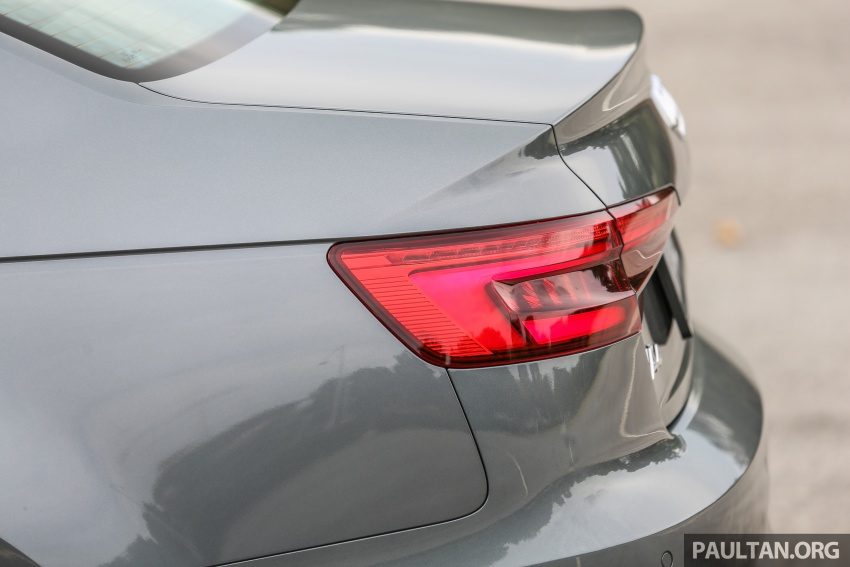 DRIVEN: B9 Audi A4 2.0 TFSI – all prim and proper Image #590897