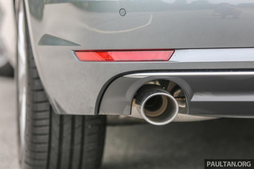DRIVEN: B9 Audi A4 2.0 TFSI – all prim and proper Image #590898