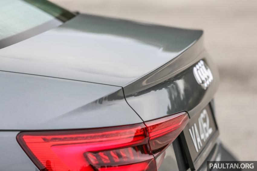 DRIVEN: B9 Audi A4 2.0 TFSI – all prim and proper Image #590900