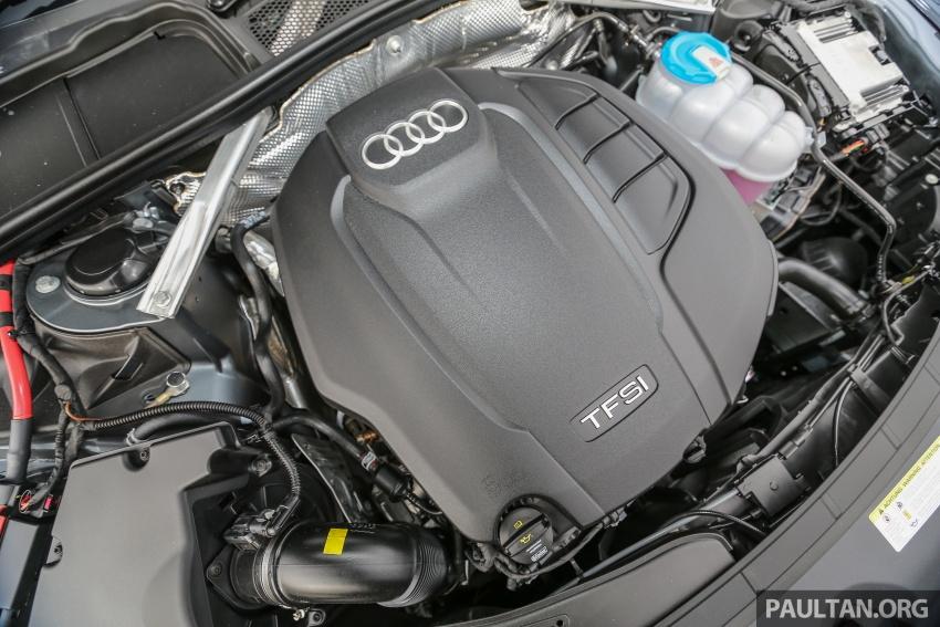DRIVEN: B9 Audi A4 2.0 TFSI – all prim and proper Image #590902