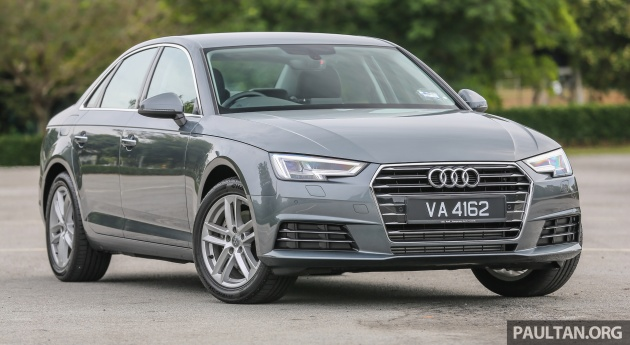 Audi A4 20 Tfsi Review In Malaysia Prim And Proper Practicality