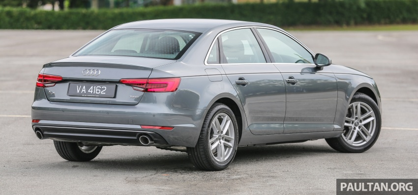 DRIVEN: B9 Audi A4 2.0 TFSI – all prim and proper Image #590878