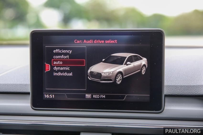 DRIVEN: B9 Audi A4 2.0 TFSI – all prim and proper Image #590913