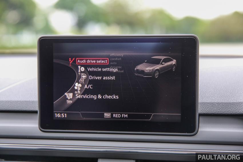 DRIVEN: B9 Audi A4 2.0 TFSI – all prim and proper Image #590914