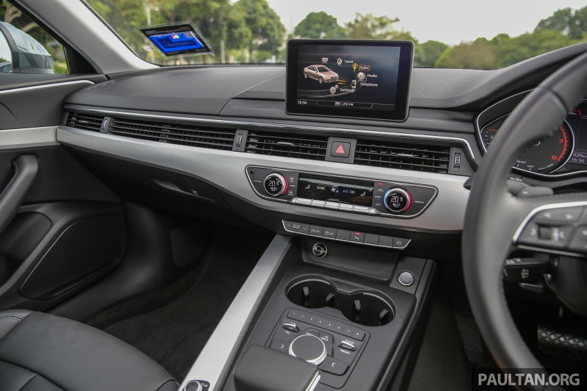 DRIVEN: B9 Audi A4 2.0 TFSI – all prim and proper Image #590919
