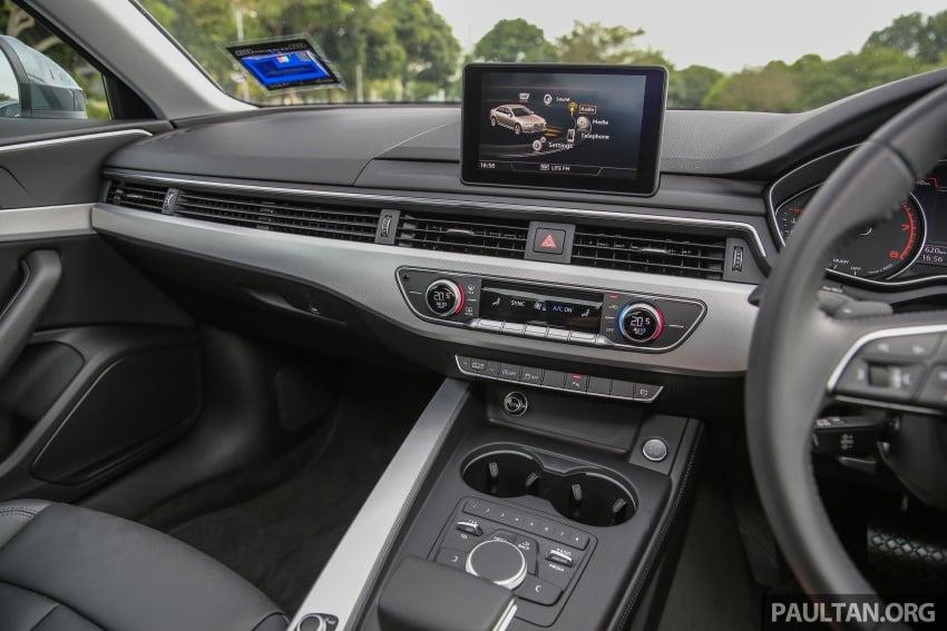 DRIVEN: B9 Audi A4 2.0 TFSI – all prim and proper Image #590919