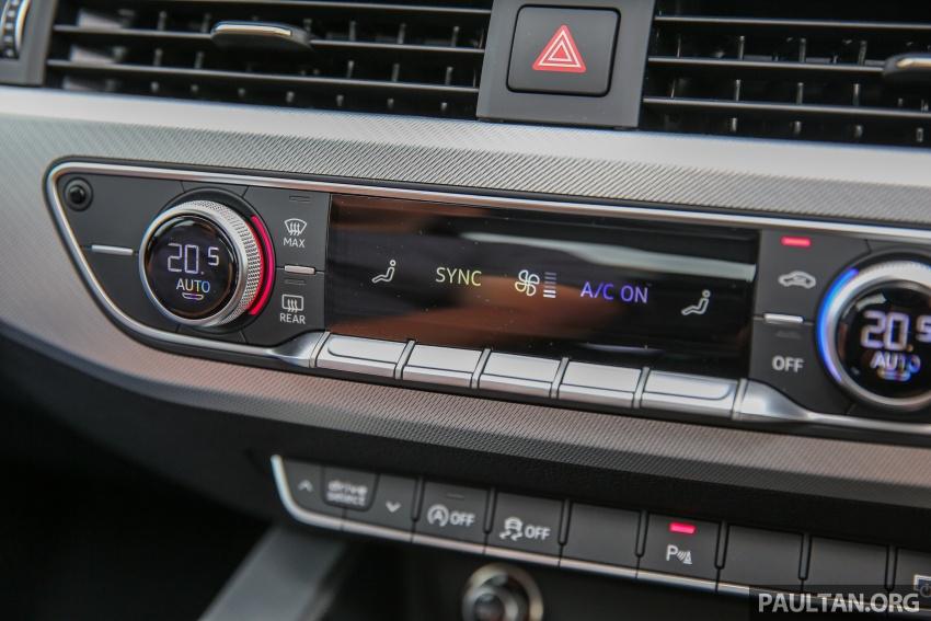 DRIVEN: B9 Audi A4 2.0 TFSI – all prim and proper Image #590920