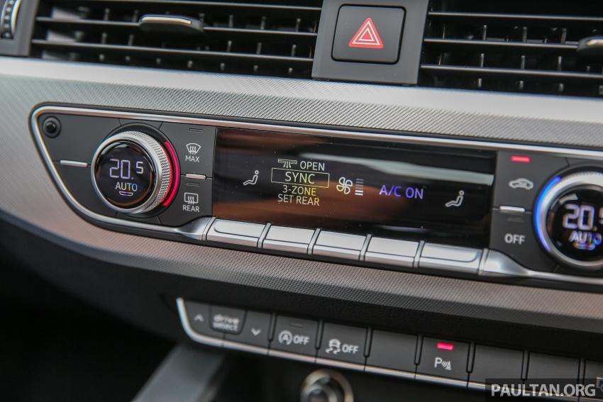 DRIVEN: B9 Audi A4 2.0 TFSI – all prim and proper Image #590921