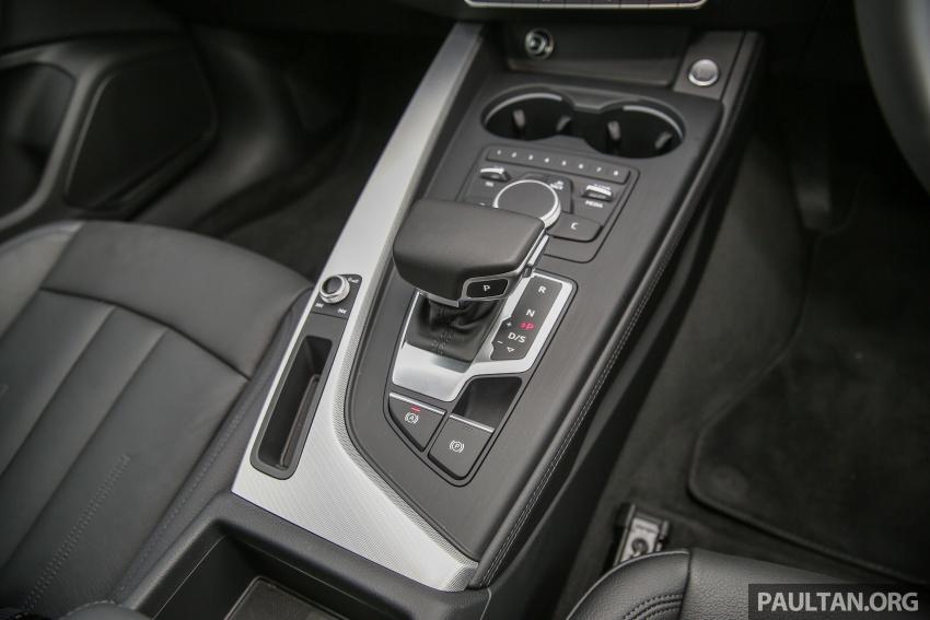 DRIVEN: B9 Audi A4 2.0 TFSI – all prim and proper Image #590922
