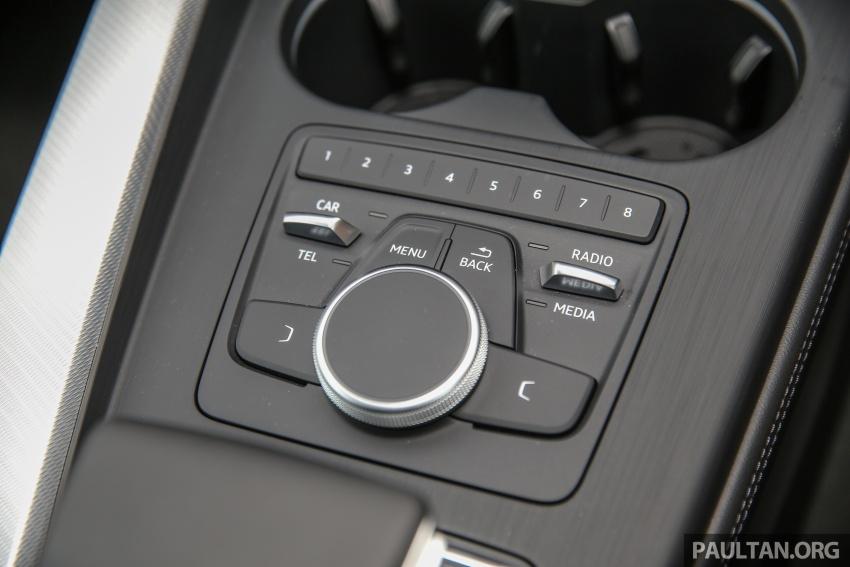 DRIVEN: B9 Audi A4 2.0 TFSI – all prim and proper Image #590924