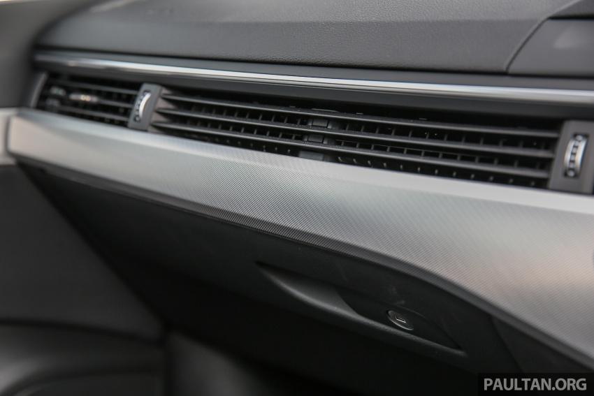 DRIVEN: B9 Audi A4 2.0 TFSI – all prim and proper Image #590932