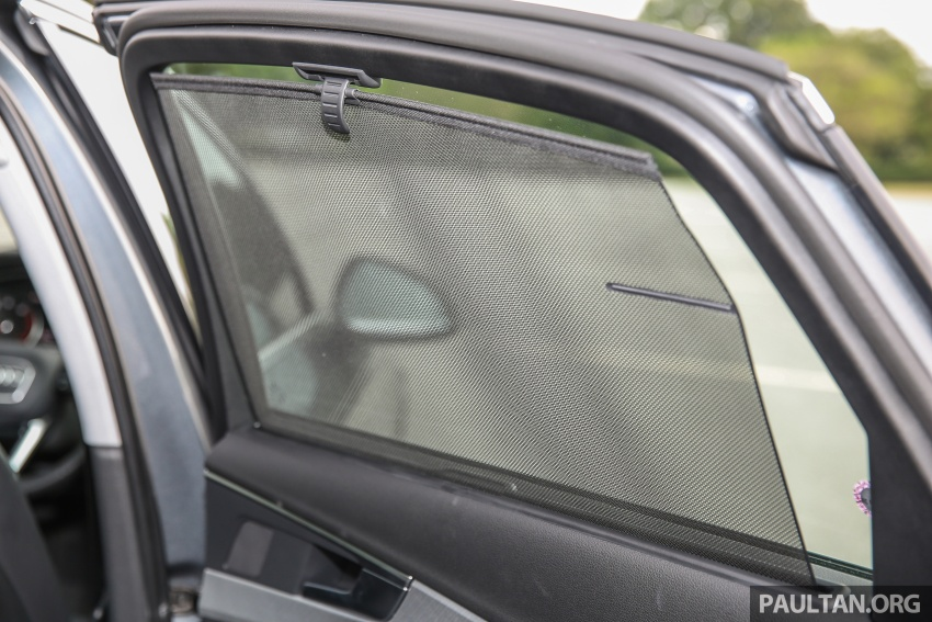 DRIVEN: B9 Audi A4 2.0 TFSI – all prim and proper Image #590938