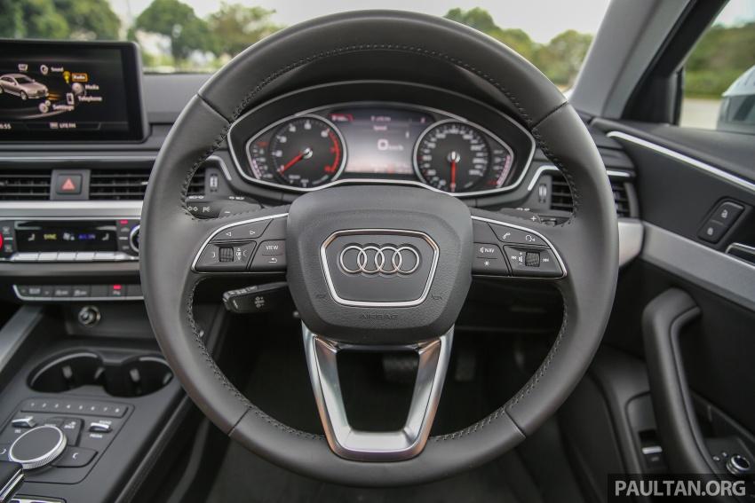 DRIVEN: B9 Audi A4 2.0 TFSI – all prim and proper Image #590906