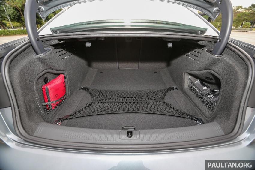 DRIVEN: B9 Audi A4 2.0 TFSI – all prim and proper Image #590948