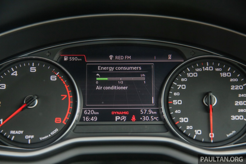 DRIVEN: B9 Audi A4 2.0 TFSI – all prim and proper Image #590909