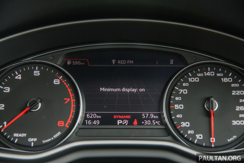 DRIVEN: B9 Audi A4 2.0 TFSI – all prim and proper Image #590910