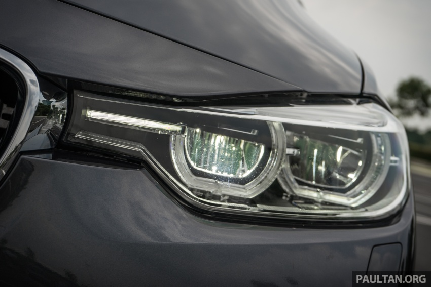 DRIVEN: BMW 330e – it's the future, but with a catch Image #588291