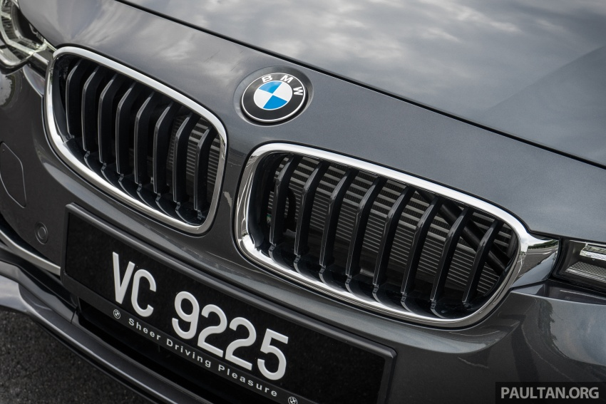 DRIVEN: BMW 330e – it's the future, but with a catch Image #588292