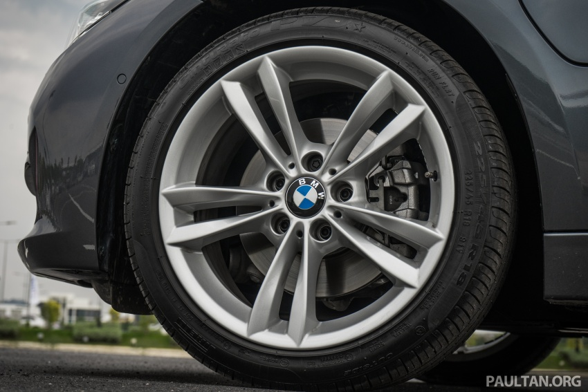 DRIVEN: BMW 330e – it's the future, but with a catch Image #588297