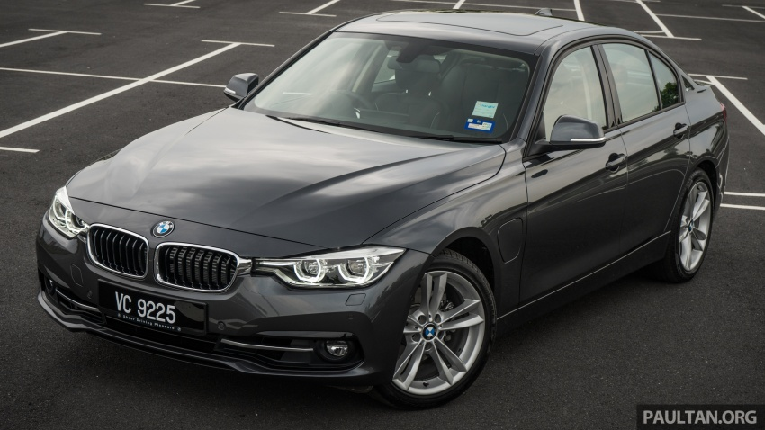 DRIVEN: BMW 330e – it's the future, but with a catch Image #588283
