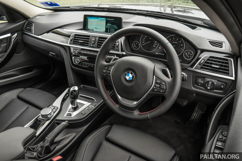 DRIVEN: BMW 330e – it's the future, but with a catch Image #588311