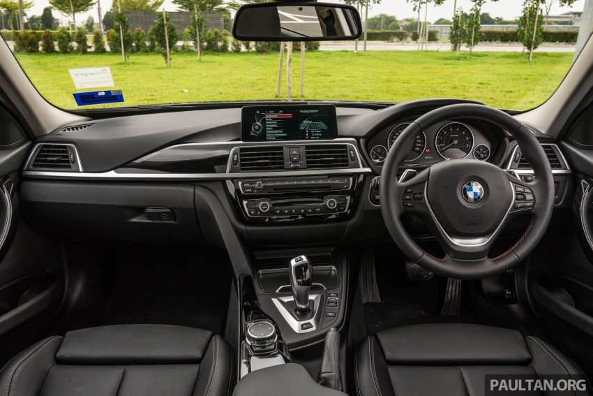 DRIVEN: BMW 330e – it's the future, but with a catch Image #588313