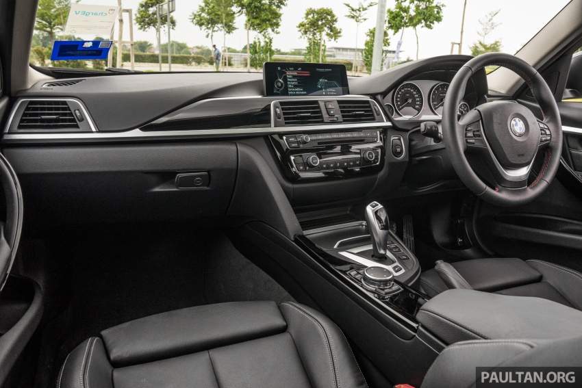 DRIVEN: BMW 330e – it's the future, but with a catch Image #588314