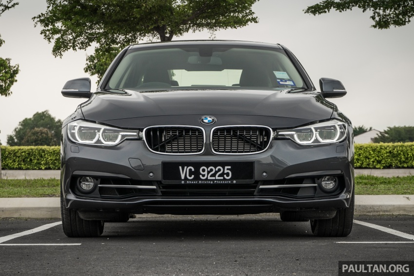 DRIVEN: BMW 330e – it's the future, but with a catch Image #588286