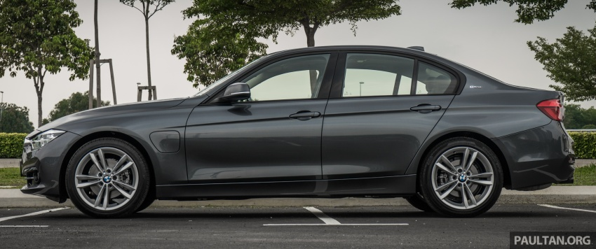 DRIVEN: BMW 330e – it's the future, but with a catch Image #588287