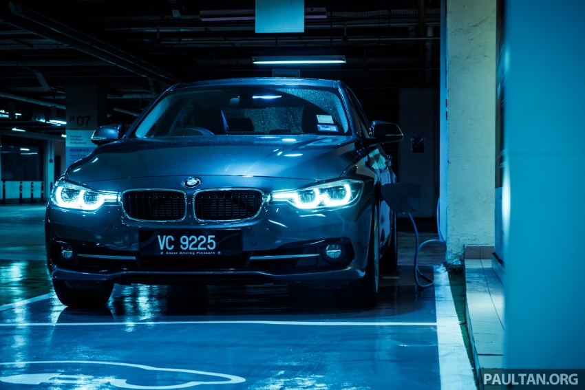 DRIVEN: BMW 330e – it's the future, but with a catch Image #588353