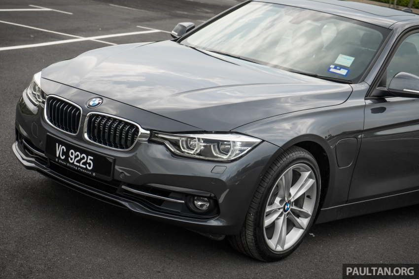 DRIVEN: BMW 330e – it's the future, but with a catch Image #588289