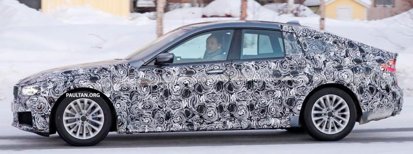 SPYSHOTS: BMW 6 Series GT seen with M Sport kit Image #595037