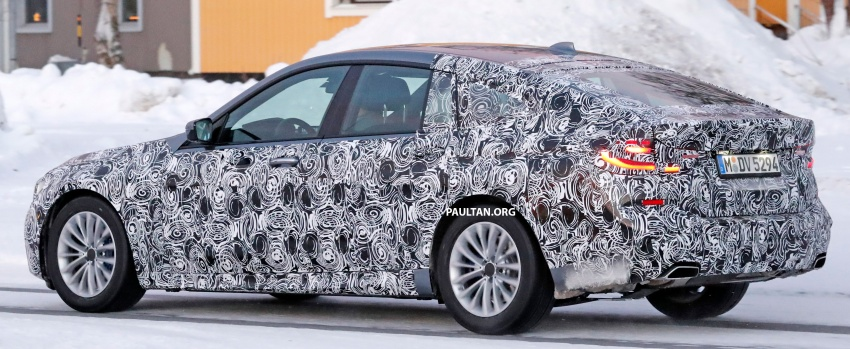 SPYSHOTS: BMW 6 Series GT seen with M Sport kit Image #595042
