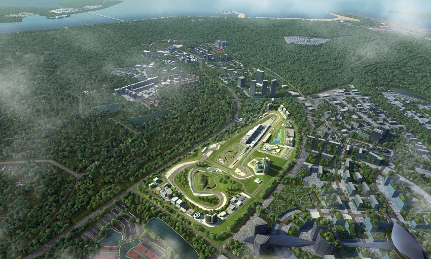 Fastrack Iskandar to get F1 and MotoGP-ready Hermann Tilke designed track – completion in 2019 Image #588910