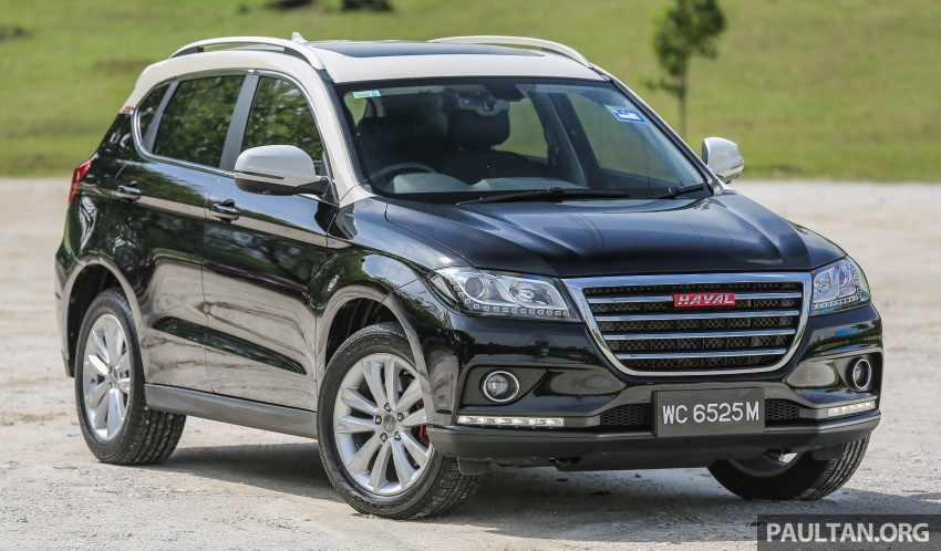 GALLERY: Haval H2 – 1.5L turbo, from RM87k Image #596385