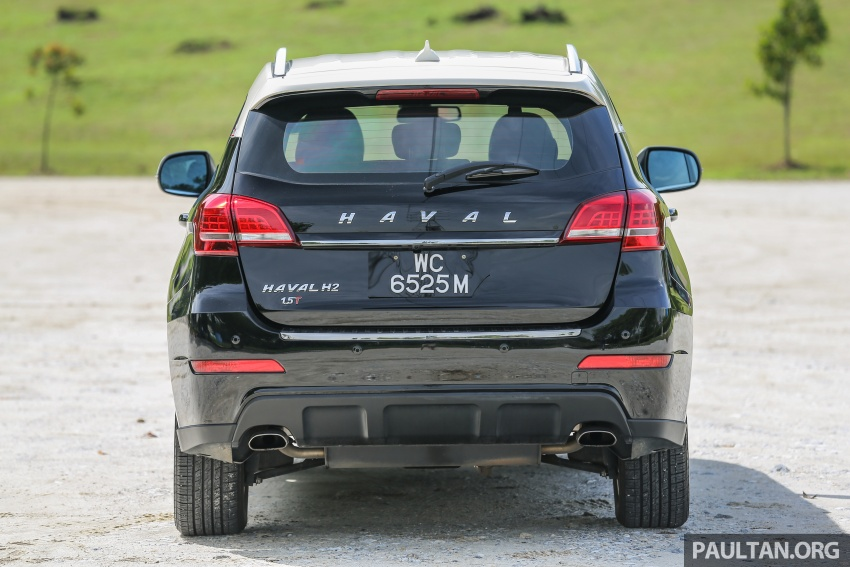 GALLERY: Haval H2 – 1.5L turbo, from RM87k Image #596398